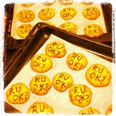 RUOK? Cookies