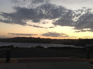 Clovelly Sunset