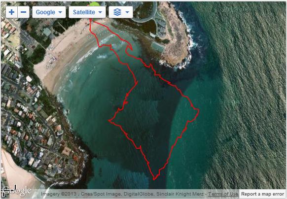 Freshwater 1.5km 2013
