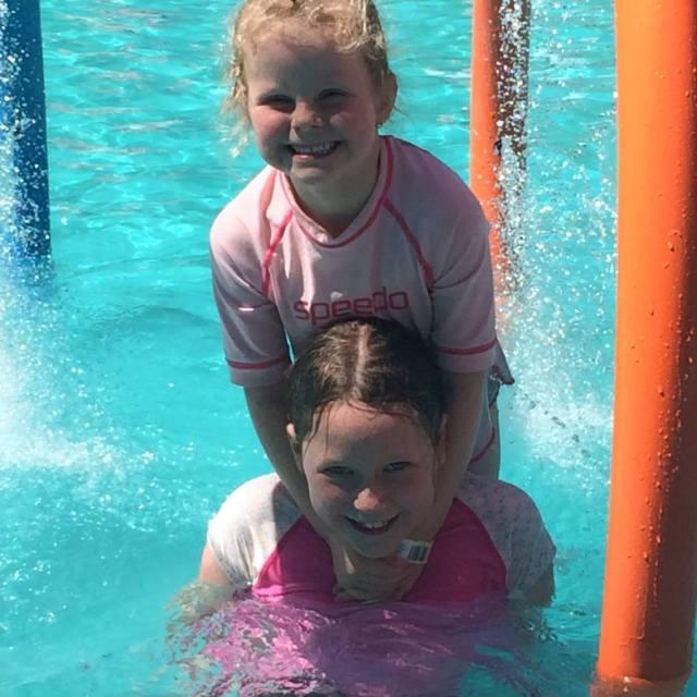 Water Babies!